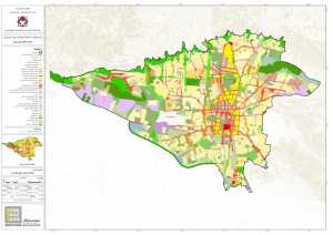طرح جامع شهری